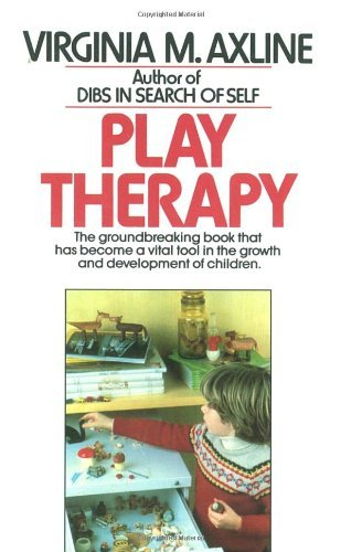 By Virginia M. Axline - Play Therapy (11.12.1981)