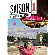 Saison 1 Livre D´Élève A1 (+CD Audio + DVD)