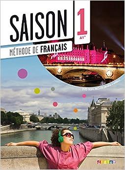 Descargar Libro Electronico Saison 1 Niv.1 - Livre + Dvd-rom Epub Gratis