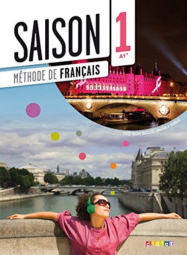 Saison 1 - Livre + CD audio + DVD (French Edition)