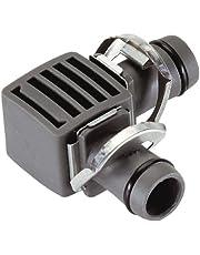 """GARDENA Micro-Drip-System L-stycke 13 mm (1/2""""): Röranslutning för riktningsändring av anläggningsröret (art.nr 1346, 1347), 2 st. (8382-20)"""