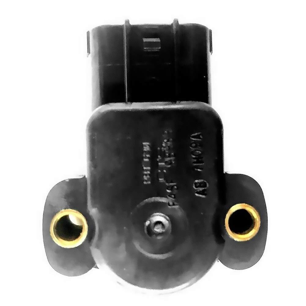 TH157 Yh-eu Drosselklappensensor TPS Sensor F4SF-9B989-AA F4SZ-9B989-AA F4SZ9B989AA SS10387 DY967 for 1997-2003 Ford F150 Truck 4.2L 4.6L 5.4L 5S5115 # DY967 TH157T ersetzen F4SF9B989AB