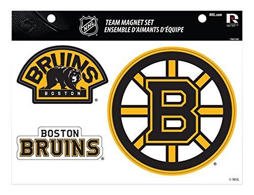 NHL Boston Bruins Team Magnet Set, 8.5