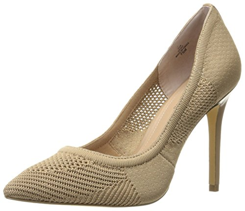 David Shoes Charles Womens (Charles by Charles David Women's Pacey Dress Pump, Nude, 7.5 M US)