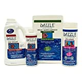 Dazzle Algae Descruction Kit (Treats up to 80,000L!) (SKU DAZ05099)