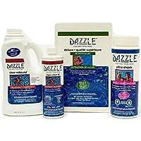 Dazzle Algae Descruction Kit (Treats up to 80,000L!) (SKU DAZ05099)