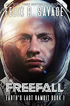 Freefall Contact Technothriller Earths Gambit ebook product image