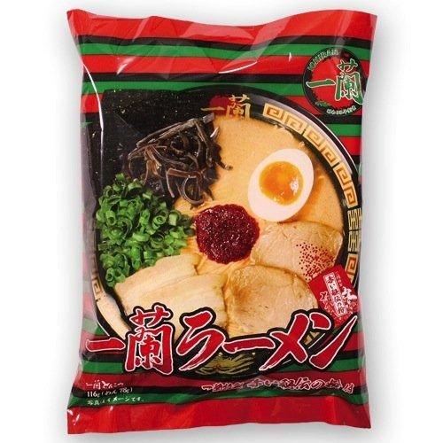 Japanese-populer-Ramen-ICHIRAN-instant-noodles-5-mealsICHIRAN-Fukuoka-store-limited-EditonJapan-Import
