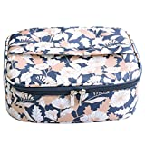 Travel Makeup Cosmetic Bag Organizer Multifunction Case for Women Deal