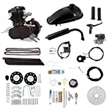 Niome 80cc 2-Stroke Bicycle Gasoline Engine Air-Cooled Motor Kit for Motorized Bicycle Push