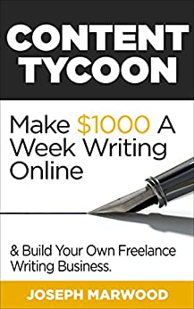 how to make money writing online books