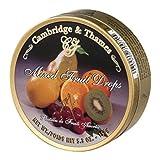Cambridge & Thames Mixed Fruit Drops 7oz (2 Cans)