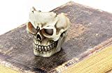 Amazing Skull Votive Ritual T-light Candle Holder Figurine Wicca Pagan Witchcraft