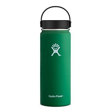 Hydro Flask 18Oz Wm Flexcap Forest Lc, 1 Each