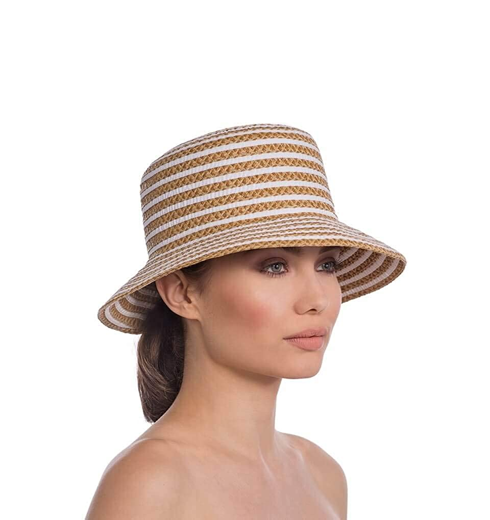 138ea04715b Eric Javits Luxury Women s Designer Headwear Hat - Braid Dame ...