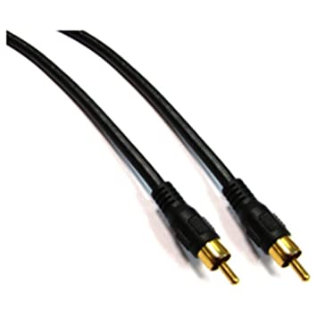 Cablematic Cable Audio Digital Coaxial SHR 10m (RCA-M/M)
