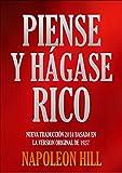 PIENSE Y HÁGASE RICO. Nueva traducción basada en la versión original de 1937. (Timeless Wisdom Collection nº 56) (Spanish Edition)