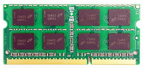 VisionTek 4GB DDR3 1600 MHz (PC3-12800) CL9 SODIMM, Notebook Memory - (Back Office Small Business Server)