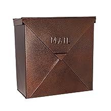 NACH NACH mb-6300 Chicago Copper Mailbox