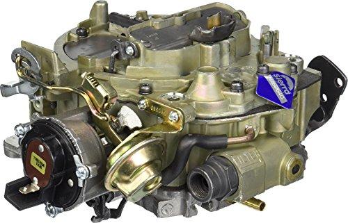 (Sierra 18-7640 Remanufactured Carburetor, Universal Q-Jet with Electric Choke)