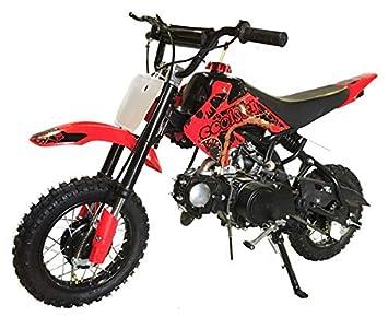 Coolster QG-213A 110cc Dirt Bike