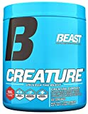 Beast Sports Nutrition – Creature Creatine Complex – Fuel Muscle Growth – Optimize Muscle Strength – Enhance Endurance – Increase Recovery Time – Five Forms of Creatine – Beast Punch 60 Servings