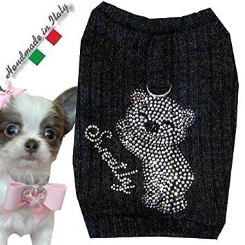 Talla XS softgesc infantil Ropa para Perros Perros – Sudadera para mujer & # x2665;