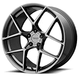 08 charger rims - American Racing AR924 Crossfire 20x9 5x115 +20mm Graphite Wheel Rim