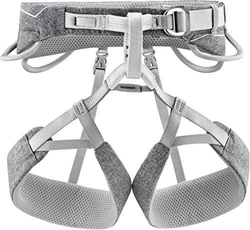 PETZL Sama Climbing Harness Gray L
