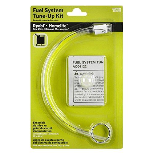 Ryobi AC04122 Primer Bulb and Fuel Line Kit for Ryobi and Homelite products by Ryobi