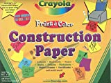 : 600 Sheets Crayola Print & Color Construction Paper for Inkjet Printers