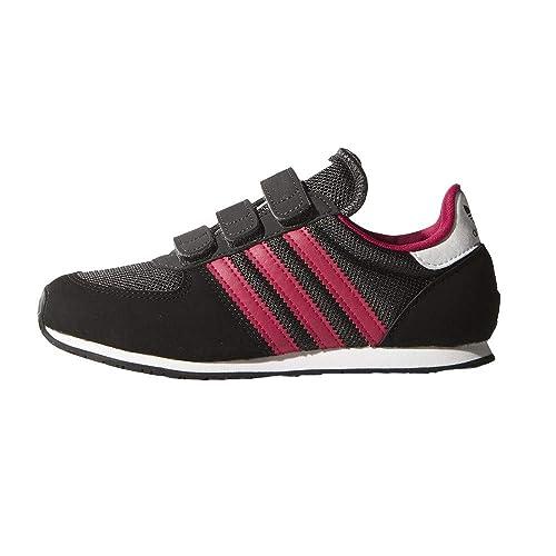 meilleures baskets ef5ab 34a96 adidas Girls Adistar Racer Cf K M17118 Low-Top Sneakers ...