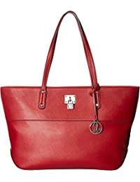 Womens It Girl Lock Tote