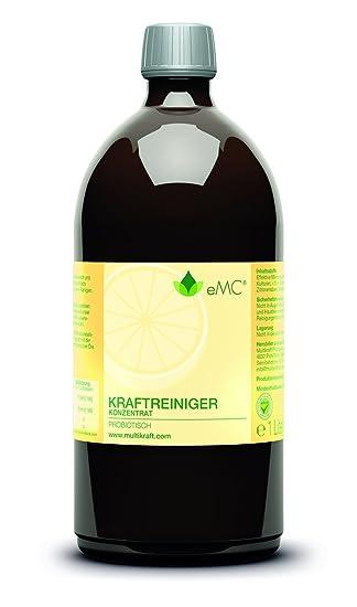 EMC Fuerza limpiador concentrado de 1000 ml, Multi Fuerza ...