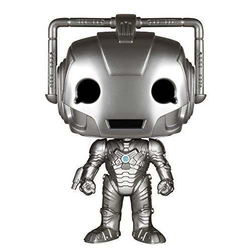 FunKo 4631 - Pop - Doctor Who - Cyberman - Noir/Gris
