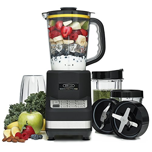 15. BELLA Rocket Extract PRO Plus, Emulsifying Multifunctional Blender