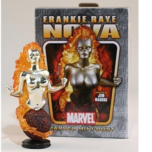 Bowen Designs Mini Bust (Frankie Raye Nova Mini Bust by Bowen Designs)