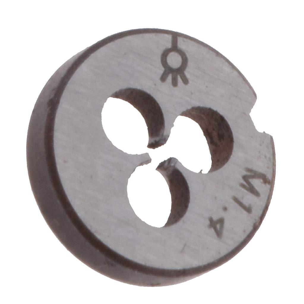 M6 Homyl Fili/ères Matrice Coupe-tube Taraud M/étrique Outils de coupe