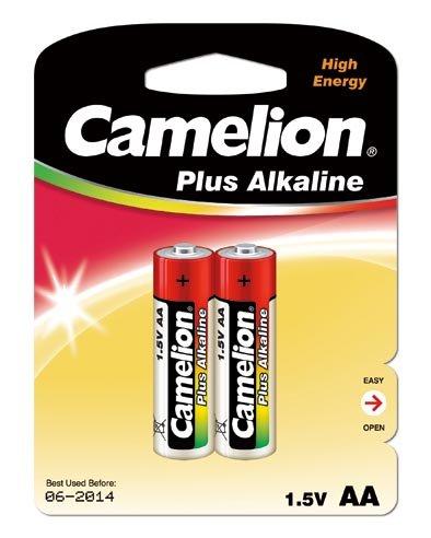 (Camel AA Alakline 2 Pack)