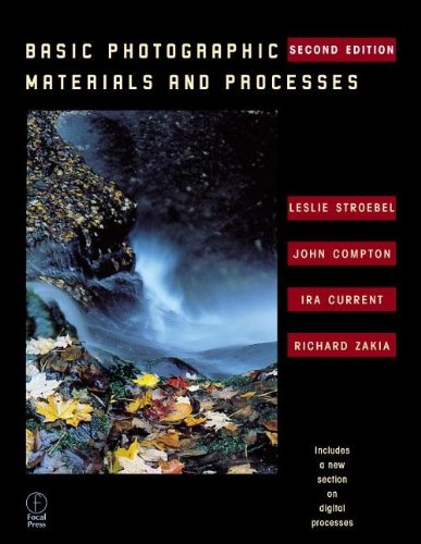Pdf Photography Basic Photographic Materials and Processes, Second Edition