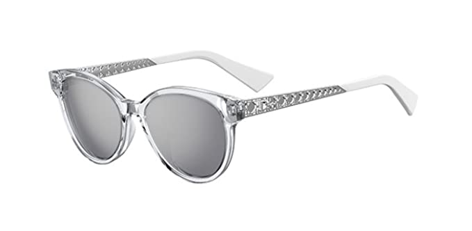 5e0dc77fcd7df Image Unavailable. Image not available for. Colour  Authentic Christian Dior  Diorama 7 GKZ DC Crystal Silver Sunglasses