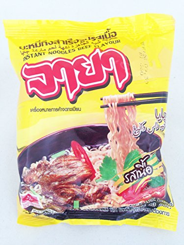 6 Noodles Flavor Beef Instant Jaya Muslim Halal 60 g (Meat Slicer For Kitchenaid Mixer compare prices)
