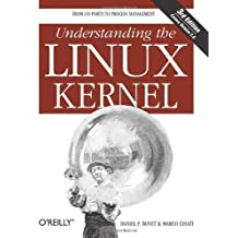 Understanding the Linux Kernel by Daniel P. Bovet (Nov 24 2005)