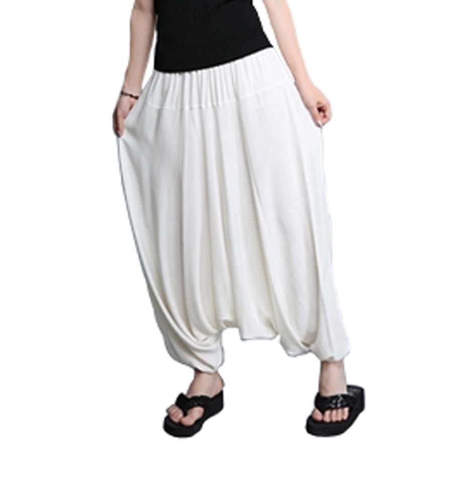 Loose Pants Sagging Pants Yoga Pants Sunscreen Essential Travel Home