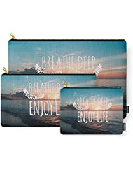 Society6 Hawaii Sunset Carry-All Pouch