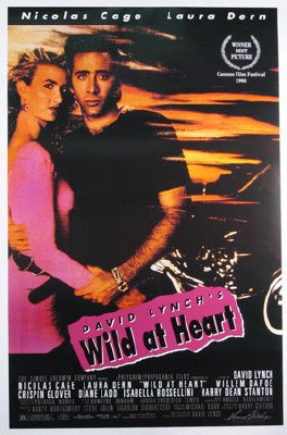 Wild At Heart - Movie Poster (Size: 27