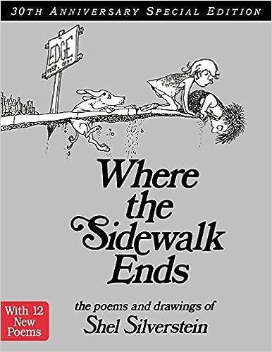 Where the sidewalk ends livros na amazon brasil 9780060586539 fandeluxe Choice Image