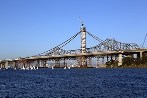 San Francisco, CA Photo - San Francisco-Oakland Bay, used for sale  Delivered anywhere in USA