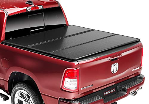 Rugged Liner EH-HRL17 2017-2019 Hard Tonneau Cover for Honda Ridgeline Pickup