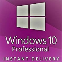 Windows 10 Pro License Original Activation Code 32/64 BIT within 24Hrs Online Delivery